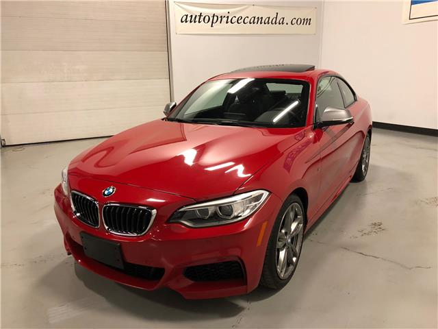 2016 BMW M235i xDrive (Stk: H0535) in Mississauga - Image 3 of 27