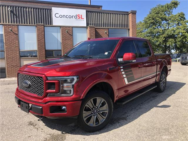 2018 Ford F-150 Lariat (Stk: C2930) in Concord - Image 1 of 5