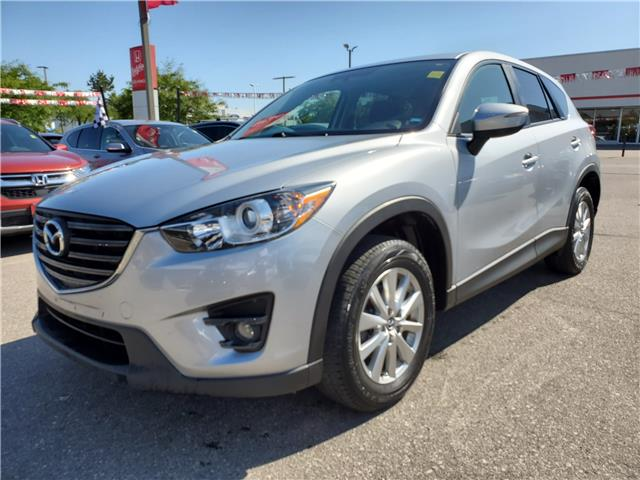 2016 Mazda CX-5 GS (Stk: 326419B) in Mississauga - Image 1 of 23