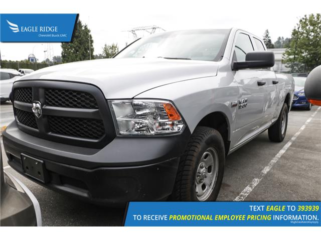 2016 RAM 1500 ST (Stk: 169754) in Coquitlam - Image 1 of 4