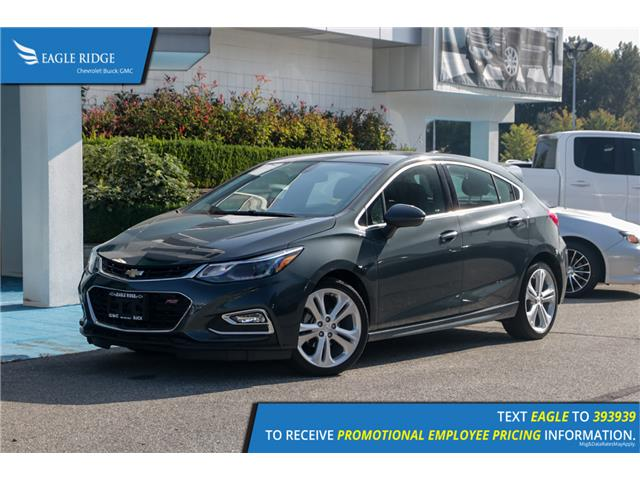 2018 Chevrolet Cruze Premier Auto (Stk: 189597) in Coquitlam - Image 1 of 16