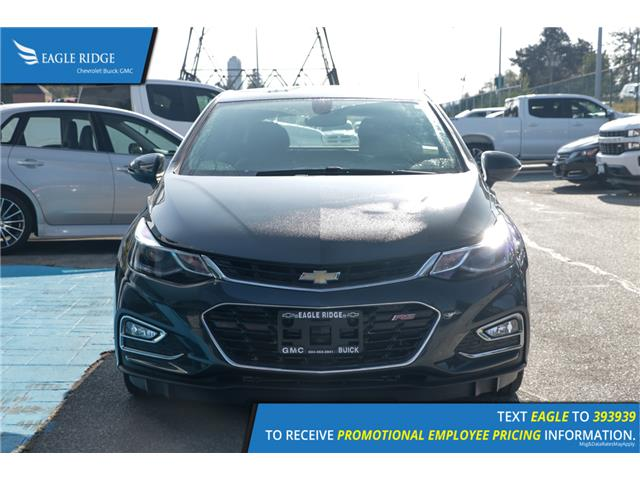 2018 Chevrolet Cruze Premier Auto (Stk: 189597) in Coquitlam - Image 2 of 16