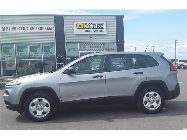 2015 Jeep Cherokee 26A (Stk: P535) in Brandon - Image 2 of 23