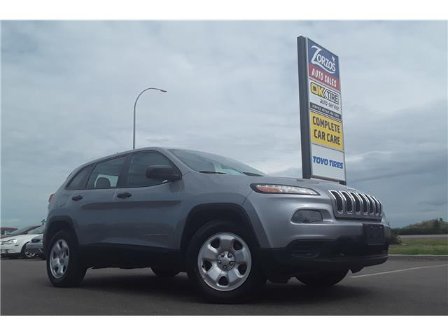 2015 Jeep Cherokee 26A (Stk: P535) in Brandon - Image 1 of 23