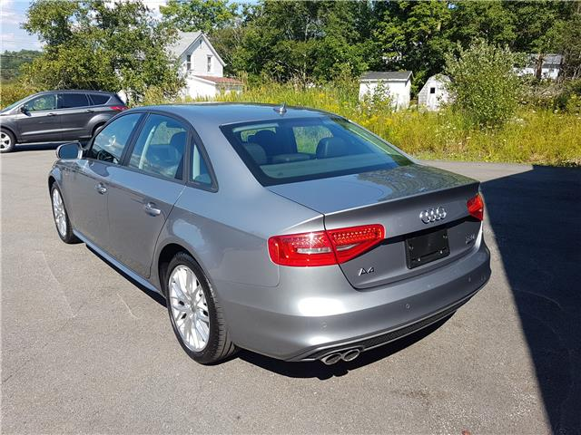2016 Audi A4 2.0T Komfort plus (Stk: 00154) in Middle Sackville - Image 3 of 24