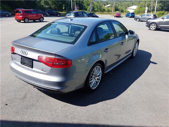2016 Audi A4 2.0T Komfort plus (Stk: 00154) in Middle Sackville - Image 5 of 24