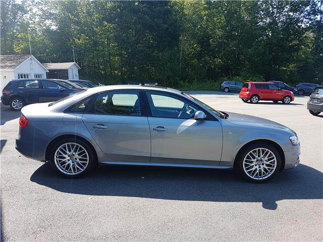 2016 Audi A4 2.0T Komfort plus (Stk: 00154) in Middle Sackville - Image 6 of 24