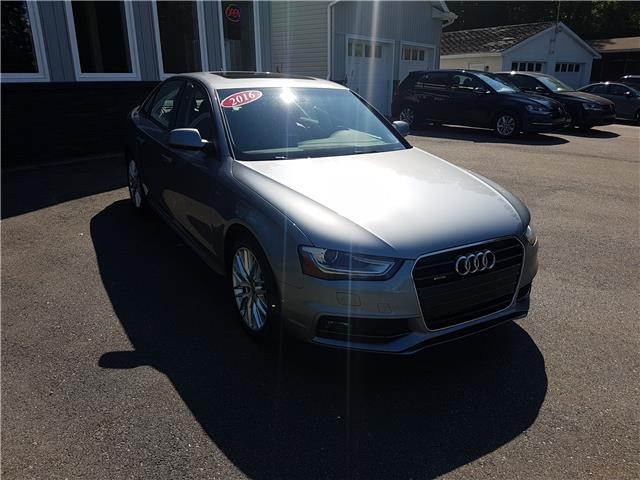 2016 Audi A4 2.0T Komfort plus (Stk: 00154) in Middle Sackville - Image 7 of 24