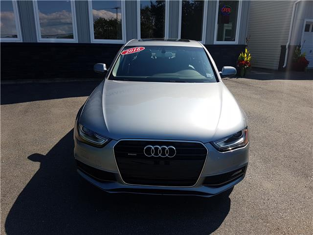 2016 Audi A4 2.0T Komfort plus (Stk: 00154) in Middle Sackville - Image 8 of 24