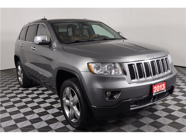 2013 Jeep Grand Cherokee Overland 1C4RJFCT5DC586468 19-383A in Huntsville