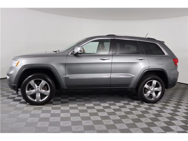 2013 Jeep Grand Cherokee Overland (Stk: 19-383A) in Huntsville - Image 4 of 39