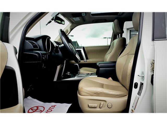 2012 Toyota 4Runner SR5 V6 (Stk: N19399A) in Timmins - Image 10 of 14