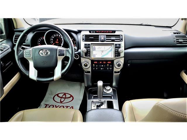 2012 Toyota 4Runner SR5 V6 (Stk: N19399A) in Timmins - Image 13 of 14
