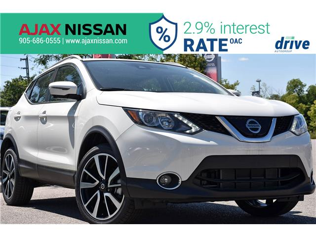 2019 Nissan Qashqai SL (Stk: P4212CV) in Ajax - Image 1 of 36