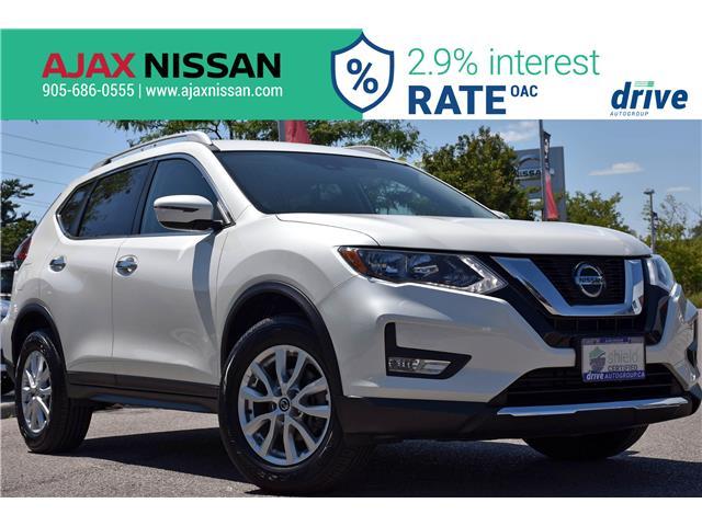 2019 Nissan Rogue SV (Stk: P4231CV) in Ajax - Image 1 of 33