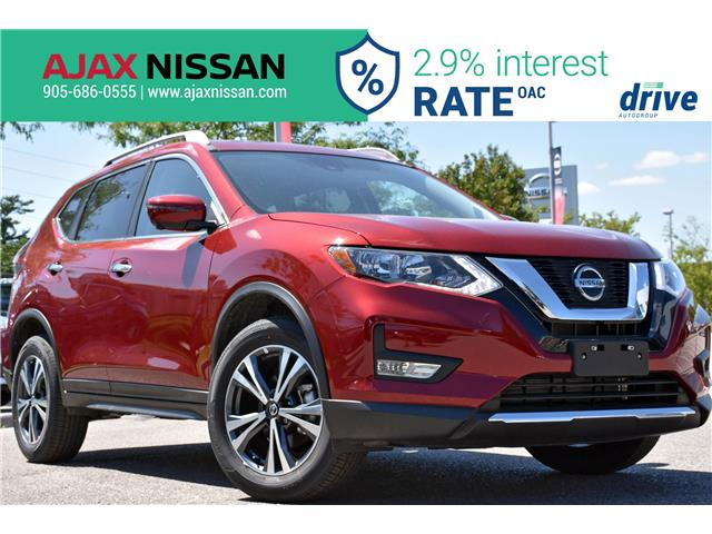2019 Nissan Rogue SV (Stk: P4213CV) in Ajax - Image 1 of 36