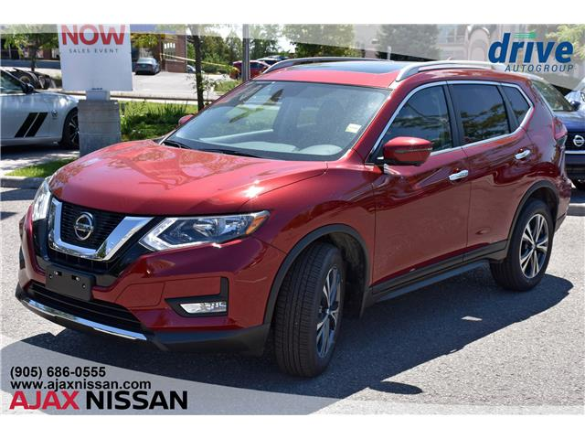 2019 Nissan Rogue SV (Stk: P4213CV) in Ajax - Image 5 of 36
