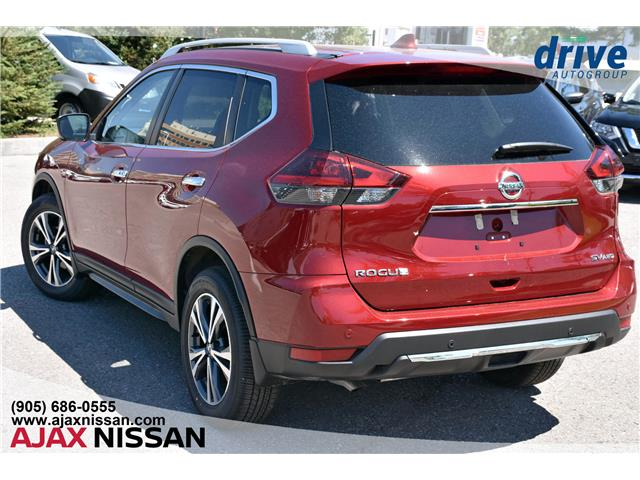 2019 Nissan Rogue SV (Stk: P4213CV) in Ajax - Image 7 of 36