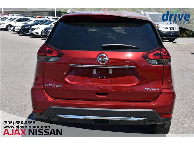 2019 Nissan Rogue SV (Stk: P4213CV) in Ajax - Image 8 of 36