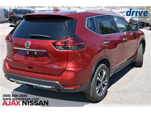 2019 Nissan Rogue SV (Stk: P4213CV) in Ajax - Image 10 of 36