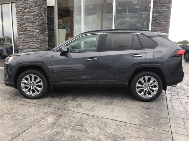 2019 Toyota RAV4 Limited (Stk: 190345) in Cochrane - Image 2 of 13