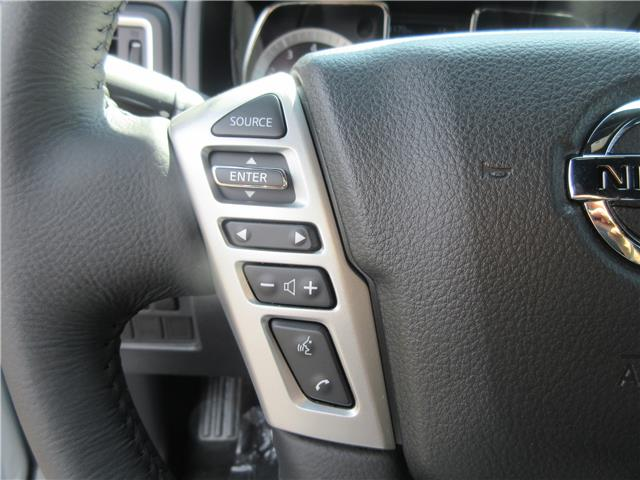 2019 Nissan Titan SL Midnight Edition (Stk: 9076) in Okotoks - Image 14 of 26