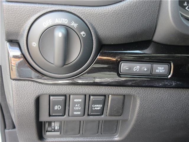 2019 Nissan Titan SL Midnight Edition (Stk: 9076) in Okotoks - Image 11 of 26