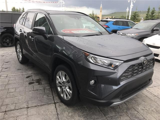 2019 Toyota RAV4 Limited (Stk: 190345) in Cochrane - Image 6 of 13