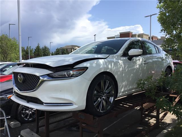2018 Mazda MAZDA6 Signature (Stk: N4138) in Calgary - Image 1 of 5