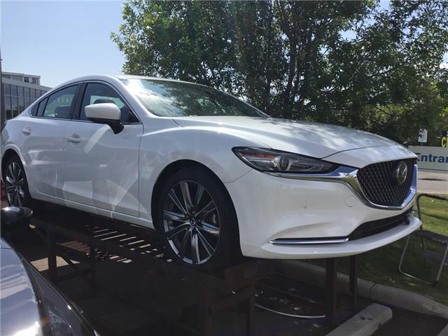 2018 Mazda MAZDA6 Signature (Stk: N4138) in Calgary - Image 3 of 5
