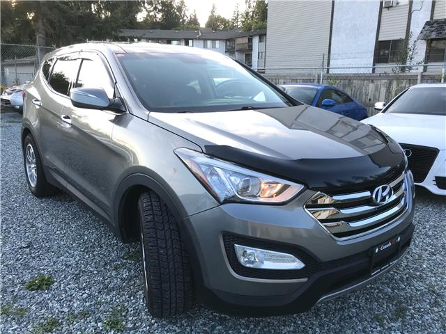 2013 Hyundai Santa Fe Sport 2.0T Limited (Stk: 2-008850) in Abbotsford - Image 6 of 23
