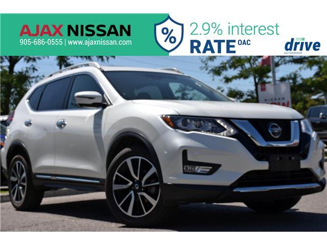 2019 Nissan Rogue SL (Stk: P4234CV) in Ajax - Image 1 of 34