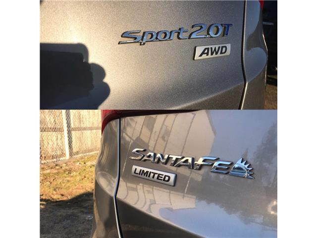 2013 Hyundai Santa Fe Sport 2.0T Limited (Stk: 2-008850) in Abbotsford - Image 21 of 23