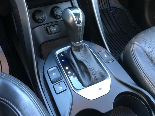 2013 Hyundai Santa Fe Sport 2.0T Limited (Stk: 2-008850) in Abbotsford - Image 18 of 23