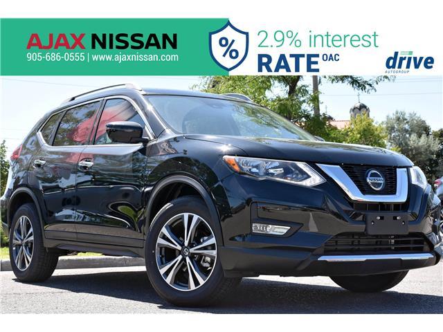 2019 Nissan Rogue SV (Stk: P4218CV) in Ajax - Image 1 of 35