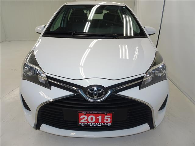 2015 Toyota Yaris LE (Stk: 36487U) in Markham - Image 2 of 7