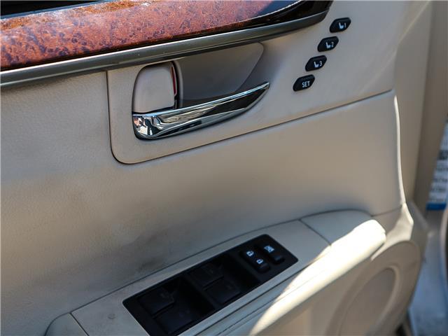 2013 Lexus ES 350 Base (Stk: 12378G) in Richmond Hill - Image 5 of 17
