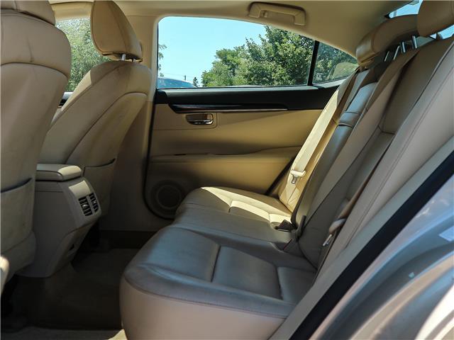 2013 Lexus ES 350 Base (Stk: 12378G) in Richmond Hill - Image 10 of 17