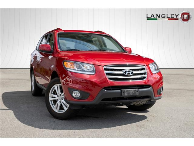 2012 Hyundai Santa Fe Limited 3.5 (Stk: LF4001) in Surrey - Image 1 of 30