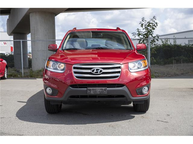2012 Hyundai Santa Fe Limited 3.5 (Stk: LF4001) in Surrey - Image 24 of 30