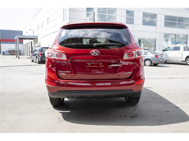 2012 Hyundai Santa Fe Limited 3.5 (Stk: LF4001) in Surrey - Image 27 of 30