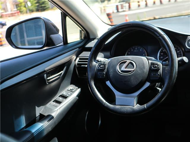 2017 Lexus NX 200t Base (Stk: 12383G) in Richmond Hill - Image 11 of 23