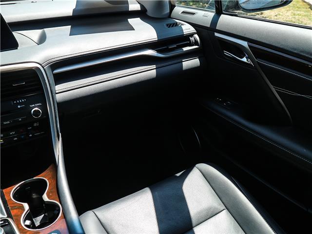 2017 Lexus RX 350 Base (Stk: 12351G) in Richmond Hill - Image 14 of 24