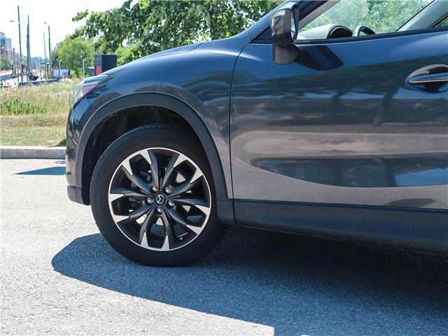 2016 Mazda CX-5 GT (Stk: 12372G) in Richmond Hill - Image 12 of 16