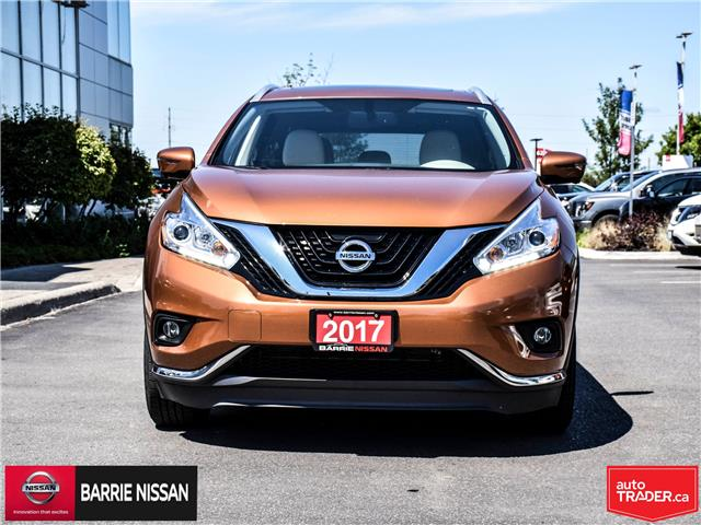 2017 Nissan Murano SL (Stk: P4605) in Barrie - Image 3 of 26