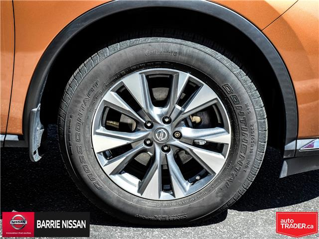 2017 Nissan Murano SL (Stk: P4605) in Barrie - Image 9 of 26