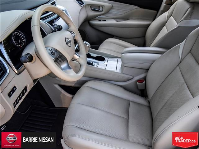 2017 Nissan Murano SL (Stk: P4605) in Barrie - Image 12 of 26