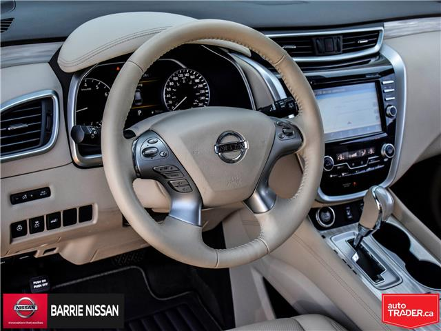 2017 Nissan Murano SL (Stk: P4605) in Barrie - Image 13 of 26