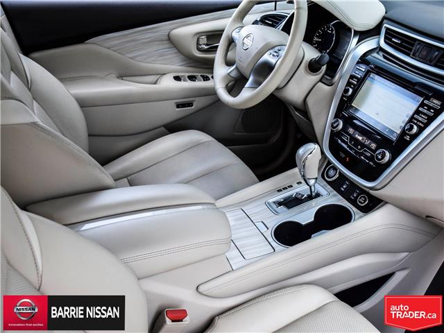 2017 Nissan Murano SL (Stk: P4605) in Barrie - Image 21 of 26