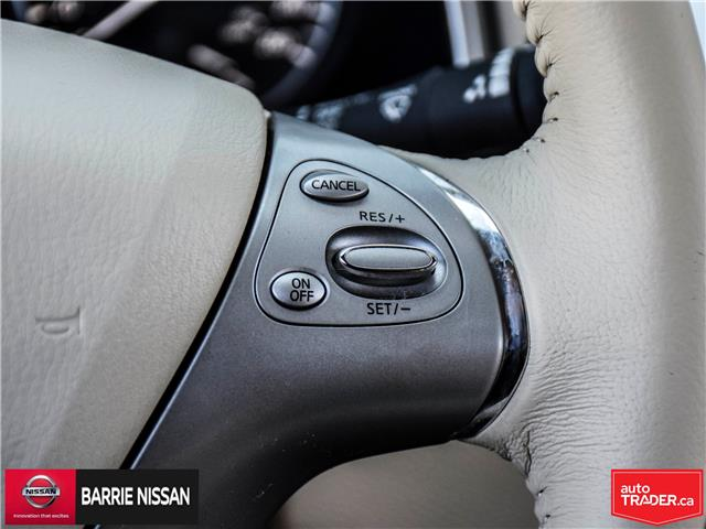 2017 Nissan Murano SL (Stk: P4605) in Barrie - Image 24 of 26